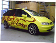Tuning Alarm - Ford Galaxy