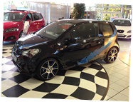 SEAT Mii feat. Stylez & Customs