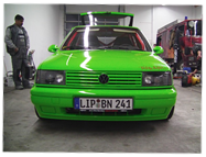 Tuning Alarm - VW Polo 86c