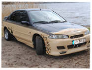 Ford Mondeo goes Africa