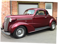 Chevy Businiss Coupe 1934
